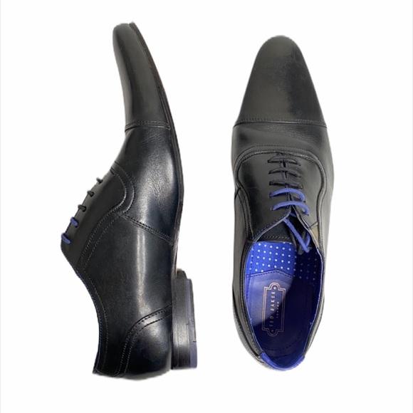 Ted Baker Murain Oxford Black Blue 95